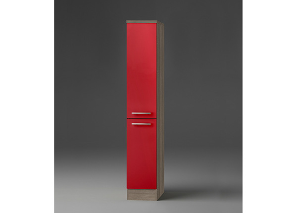 Puolikorkea ulosvedettävä keittiönkaappi Imola 30 cm