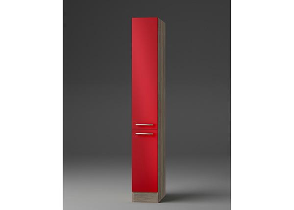 Korkea ulosvedettävä keittiönkaappi Imola 30 cm