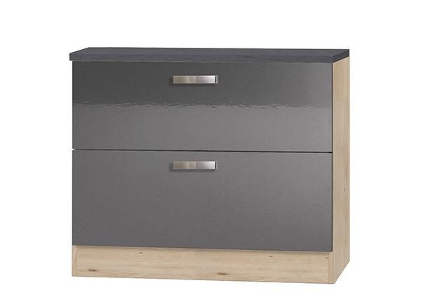 Alumine köögikapp Udine 100 cm