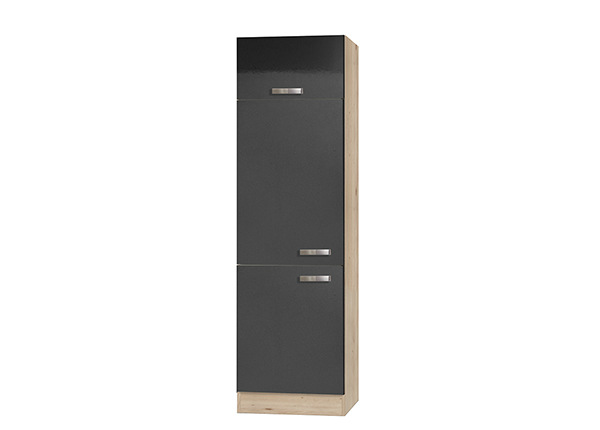 Высокий кухонный шкаф Udine 60 cm