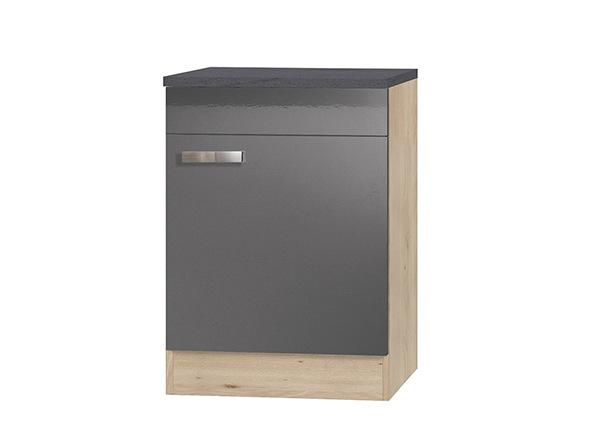 Alumine köögikapp Udine 60 cm