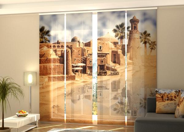 Pimentävä paneeliverho Old fabulous city 240x240 cm ED-218148