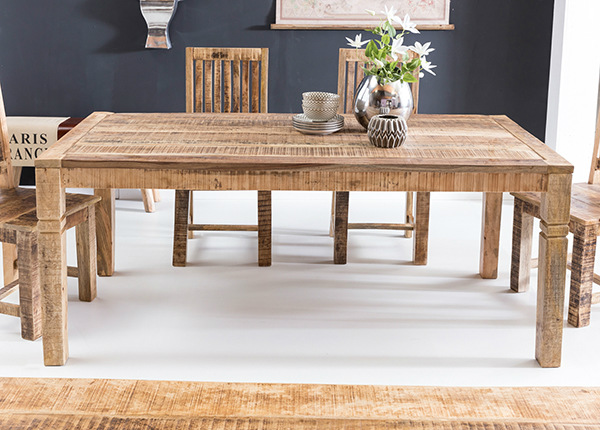 Ruokapöytä Rustica 120x90 cm