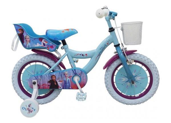 """Lasten polkupyörä Disney Frozen 14"""" Volare"""