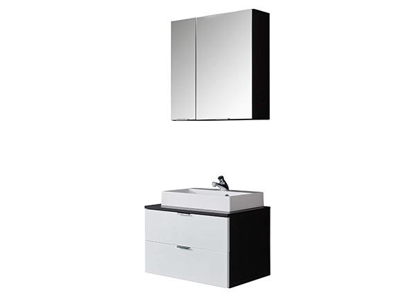 Kylpyhuoneen kalusteet + pesuallas Concept 1