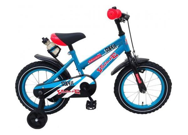 Jalgratas lastele Super Blue 14 tolli Volare