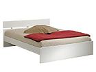 Sänky INITIAL 160x200 cm valkoinen