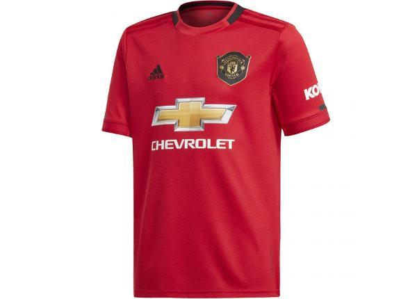 Jalgpallisärk lastele adidas Manchester United Home Jersey Jr DW4138