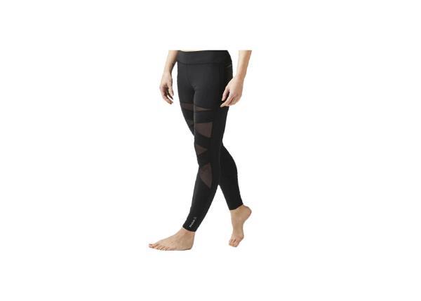 Naisten treenileggingsit Reebok Cardio Legging W BK2015
