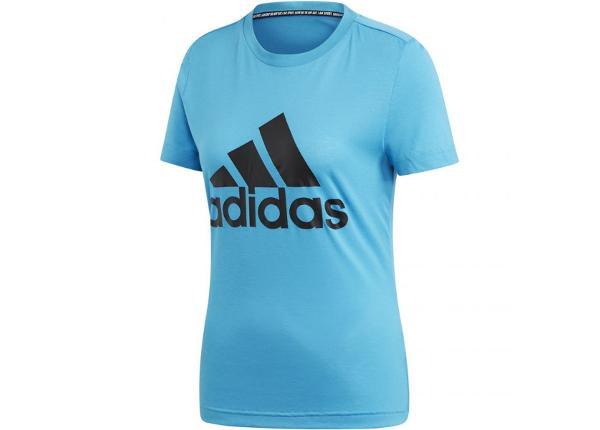 Treeningsärk naistele adidas W Must Haves BOS TEE DZ0015