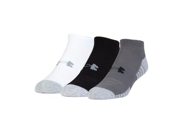 Spordisokkide komplekt Under Armour Tech No Show Sock 3-pakk 1312439-040
