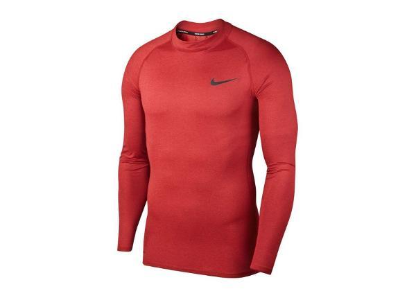 Miesten kompressiopaita Nike Pro Top LS Tight Mock M BV5592-681