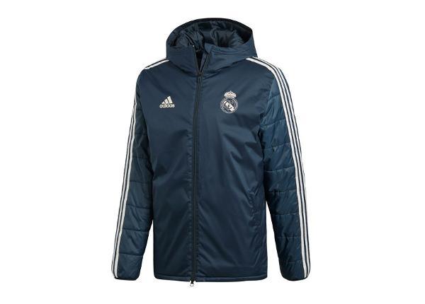 Мужская зимняя куртка adidas Real Madrid CW8662