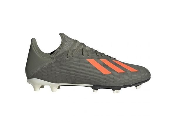 Miesten jalkapallokengät adidas X 19.3 FG M EF8365