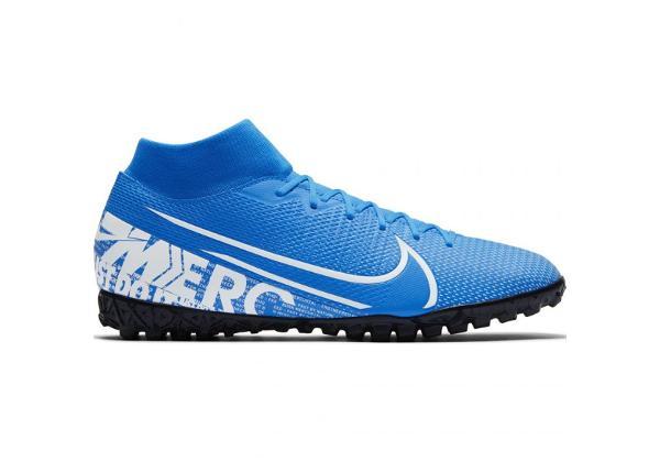 Miesten jalkapallokengät Nike Mercurial Superfly 7 Academy M TF AT7978 414
