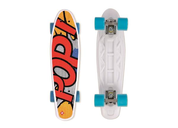 Rula POP BOARD Popsi kollane Street Surfing