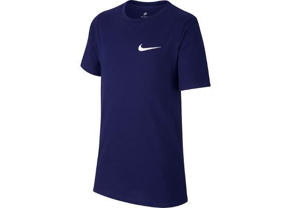 Vabaajasärk lastele Nike Jr B Tee EMB Swoosh JR AR1910 478