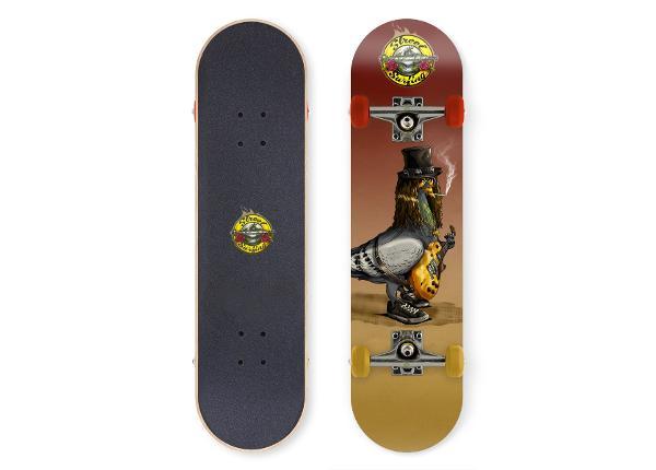 """Rula Street Surfing Street Skate 31"""" Street N Roses"""