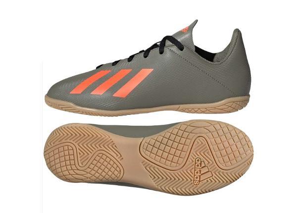 Jalgpallijalatsid saali lastele adidas X 19.4 IN Jr EF8379