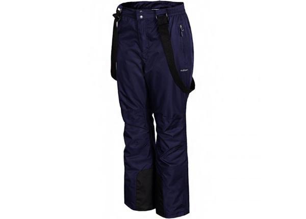Naisten hiihtohousut Outhorn W HOZ19 SPDN600 30S