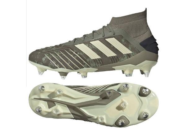 Miesten jalkapallokengät adidas Predator 19.1 SG M EF8206