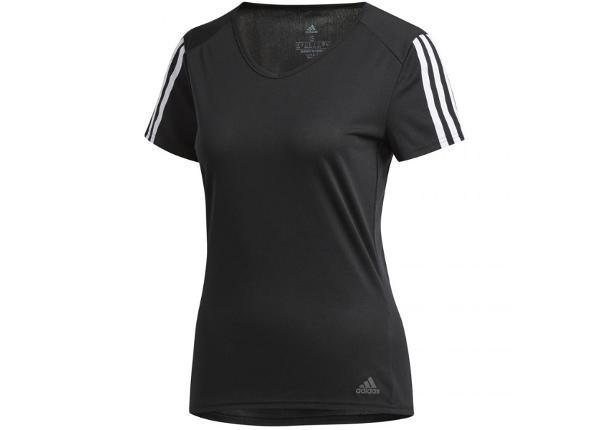 Treeningsärk naistele adidas Run 3S Tee W CZ7569