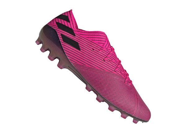 Miesten jalkapallokengät adidas Nemeziz 19.1 AG FG M FU7033