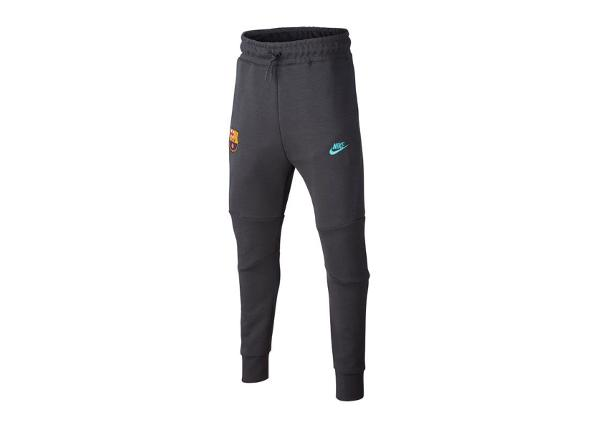 Lasten verryttelyhousut Nike FC Barcelona Tech Fleece JR BV0496-070