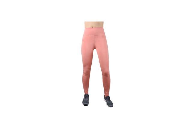Naisten treenileggingsit Nike Swoosh Pink W BV4767-606