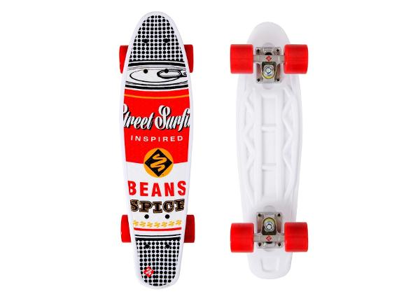 Rula Penny Board POP BOARD Souper Black Dot Street Surfing