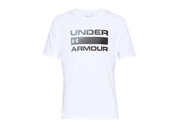 Treeningsärk meestele Under Armour Team Issue Wordmark M 1329582-100