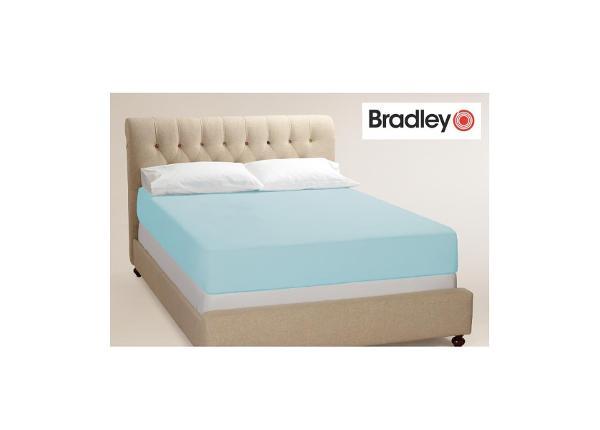 Voodilina kummiga 90x200 cm Bradley