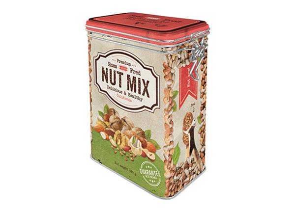 Жестяная банка Nut Mix 1,3 л