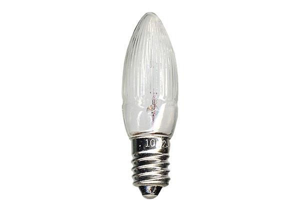 Запасные лампочки для электрических свечей на елку 3 шт AA-220430