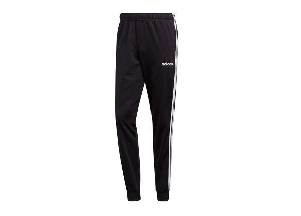 Dressipüksid meestele adidas Essentials 3 Stripes Tapered Pant Tricot M DQ3076