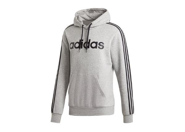 Miesten huppari adidas Essentials 3 Stripes Pullover Fleece M DU0495