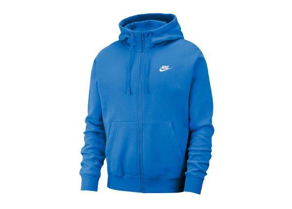 Dressipluus meestele Nike NSW Club Hoodie FZ M BV2645-435