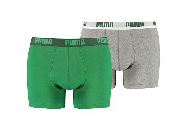 Miesten alushousut Puma Basic Boxer 2 paria M 075