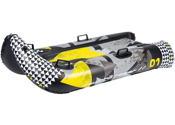 Puhallettava pulkka Downhill Racer