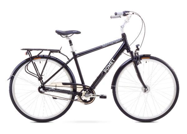 Linnajalgratas meestele 21 L ROMET ART NOVEAU 3 must