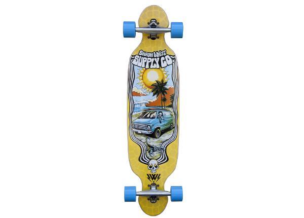 Shaun White Longboard Baja Shaun White