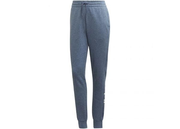 Naisten verryttelyhousut Adidas Essentials Linear FL W EI0672