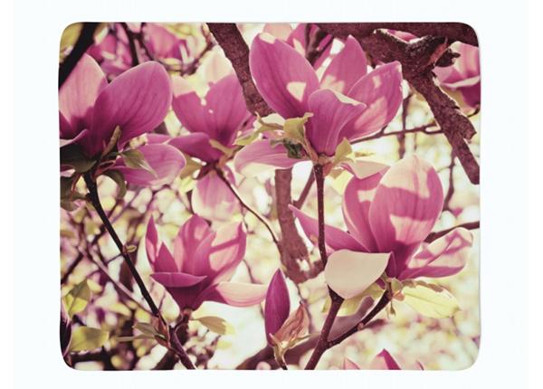 Fleecepeitto Pink Magnolias