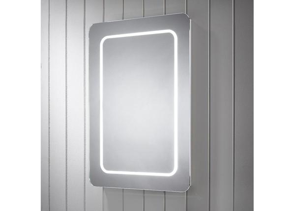 Peili LED-valaistuksella Grace 70x50 cm LY-221322