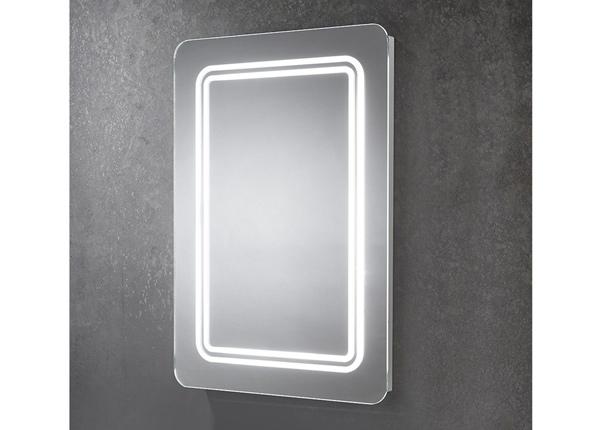 Peili LED-valaistuksella Shannon 70x50 cm LY-221335