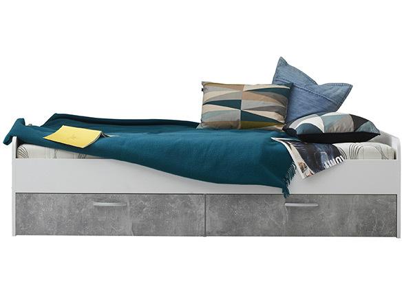 Детская кровать с ящиками Canaria 90x200 cm CD-221343