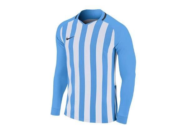 Jalgpallisärk meestele Nike Striped Division III LS Jersey M 894087-412