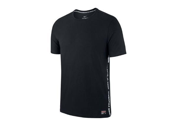 Treeningsärk meestele Nike F.C. Dry Tee Side Stripe M AH9659-010