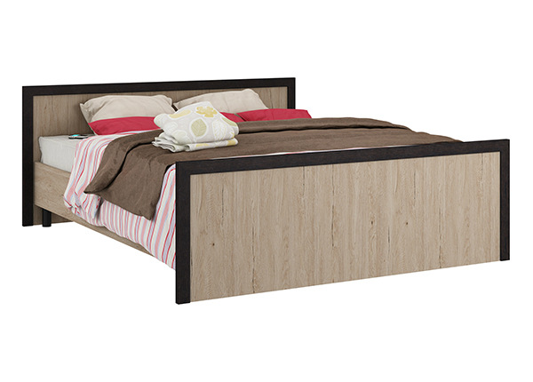 Sänky Georgia 160x200 cm