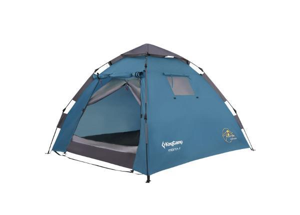 Telk matkamiseks King Camp Monza 2 KT3093 sinine